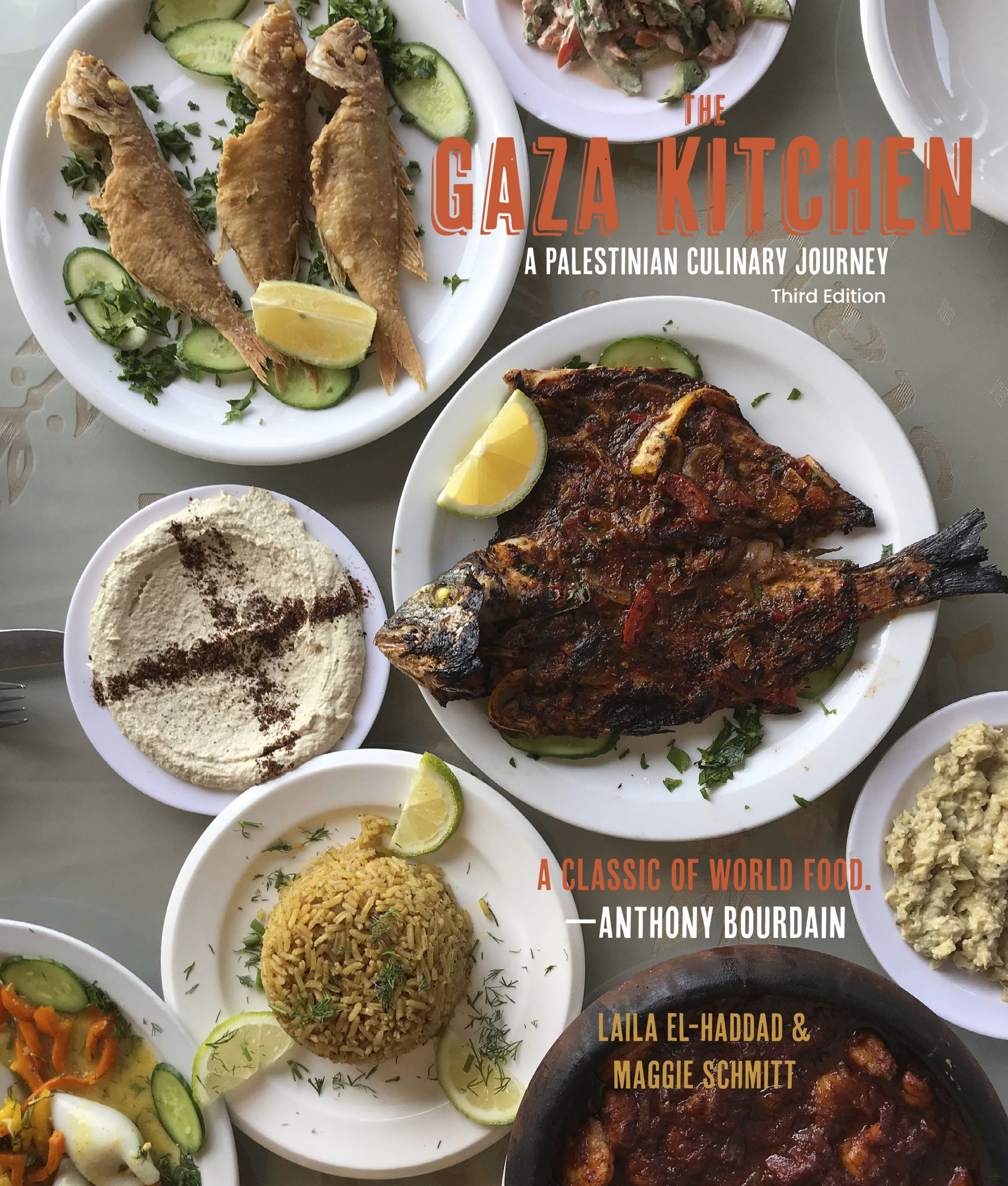 The Gaza Kitchen, 3rd Edition
